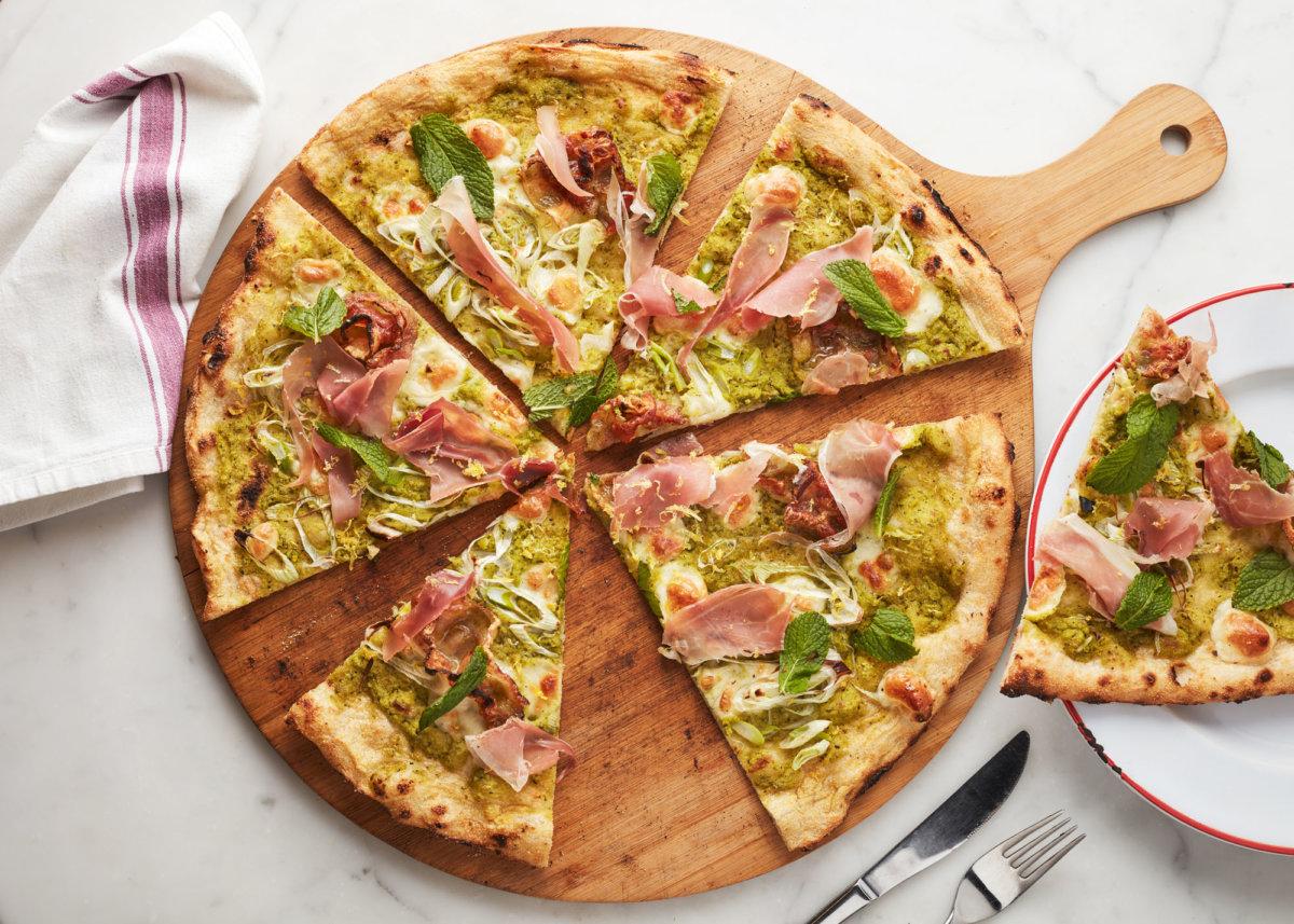 Pizzas – Jamie Orlando Smith - CRXSS