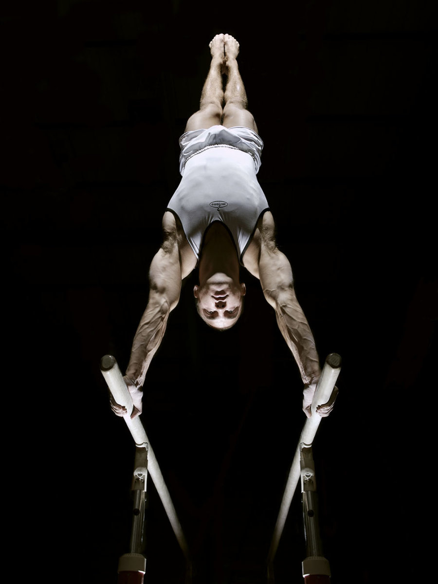 Athletes – Levon Biss - CRXSS