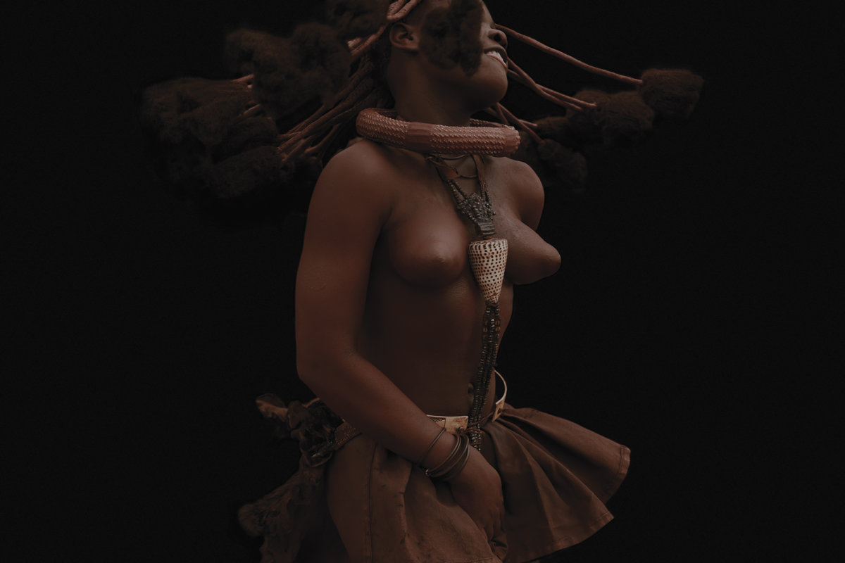 Himba – Dirk Rees - CRXSS