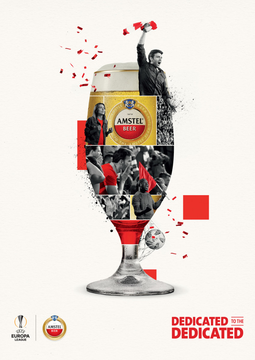 "Levon Biss: ""One Love"" Inspires Amstel Campaign - CRXSS"