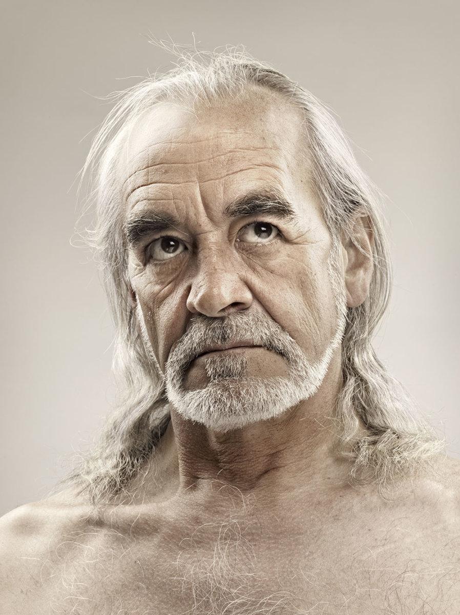Portraits – Levon Biss - CRXSS
