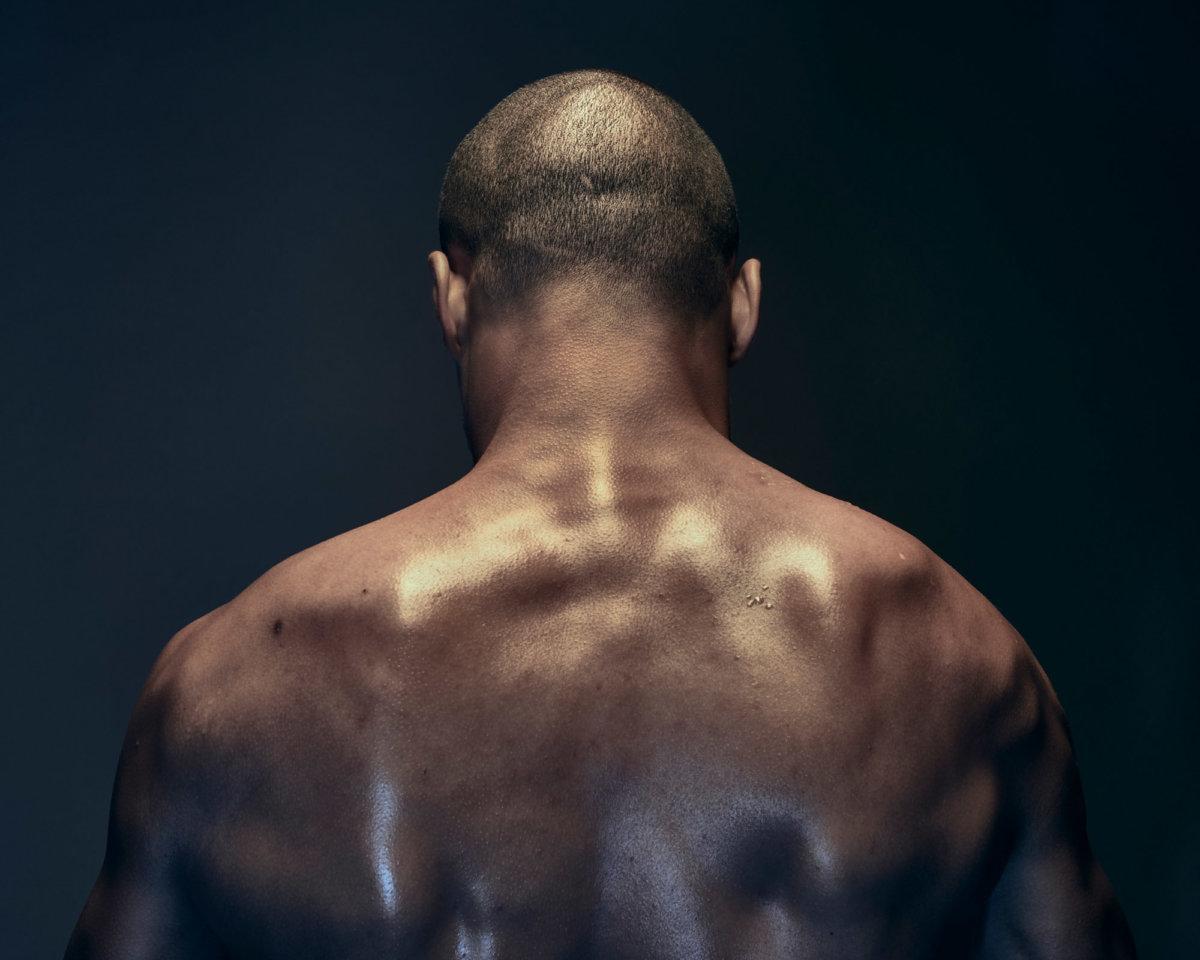 Portraits of Chris Eubank Jnr by Sebastian Nevols - CRXSS