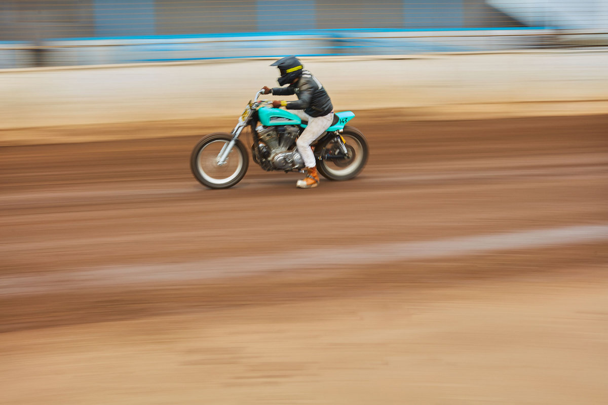 Hooligan Flat Track Racing – Ryan Edy - CRXSS