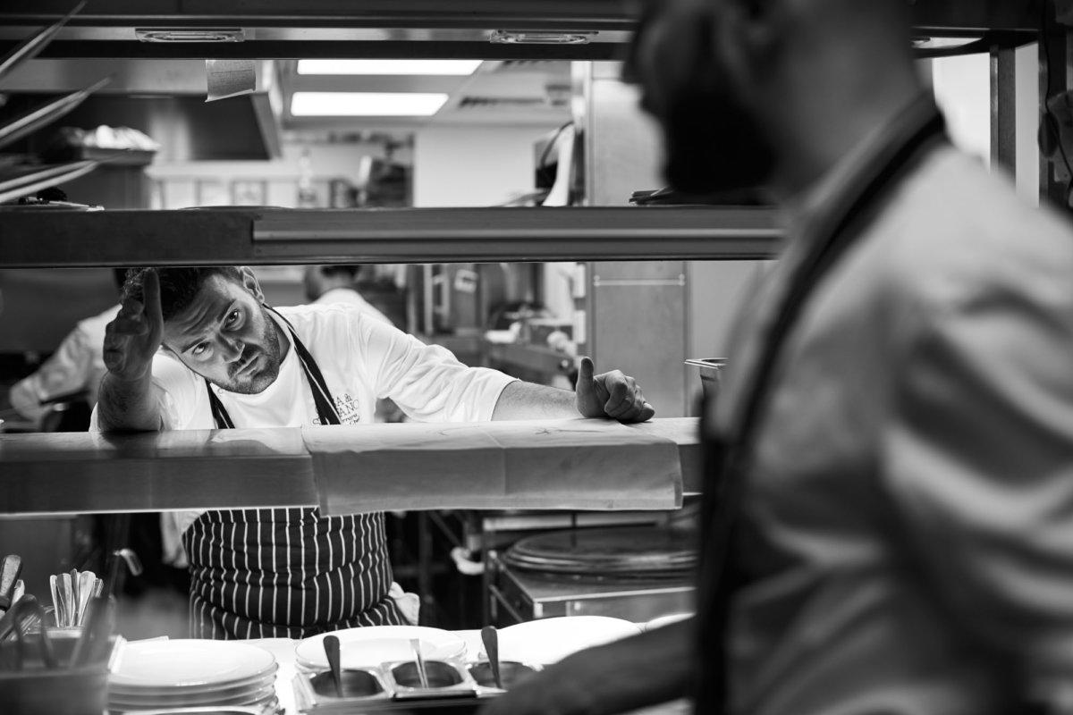 Chefs – Jamie Orlando Smith - CRXSS