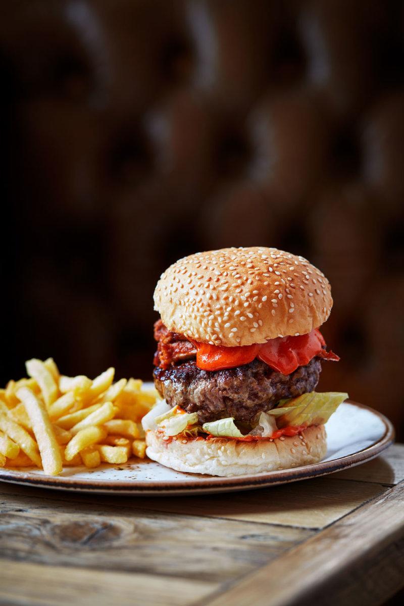 Burgers - CRXSS