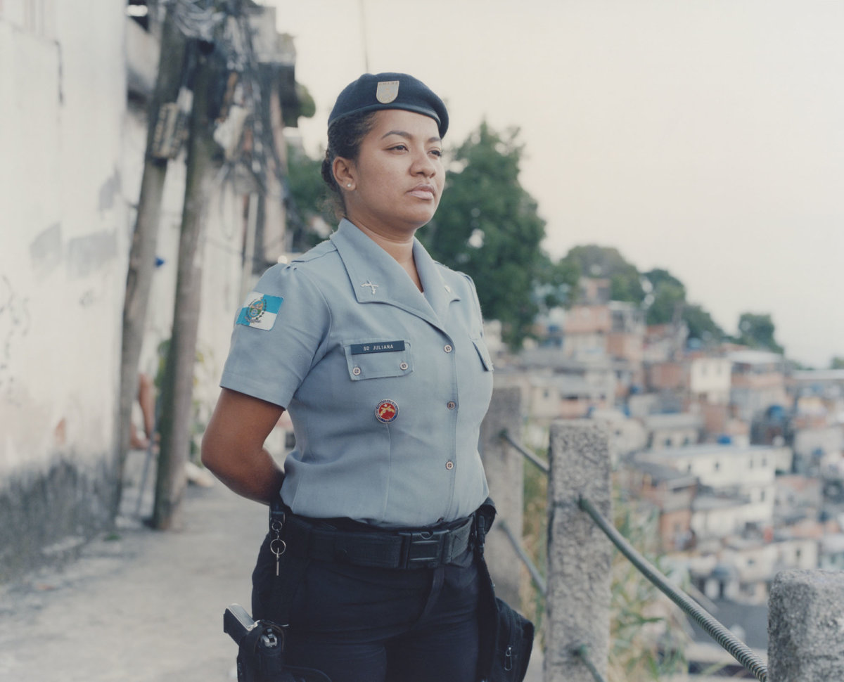 Under the Watchful Eye, Women of Brazil – Kate Peters - CRXSS