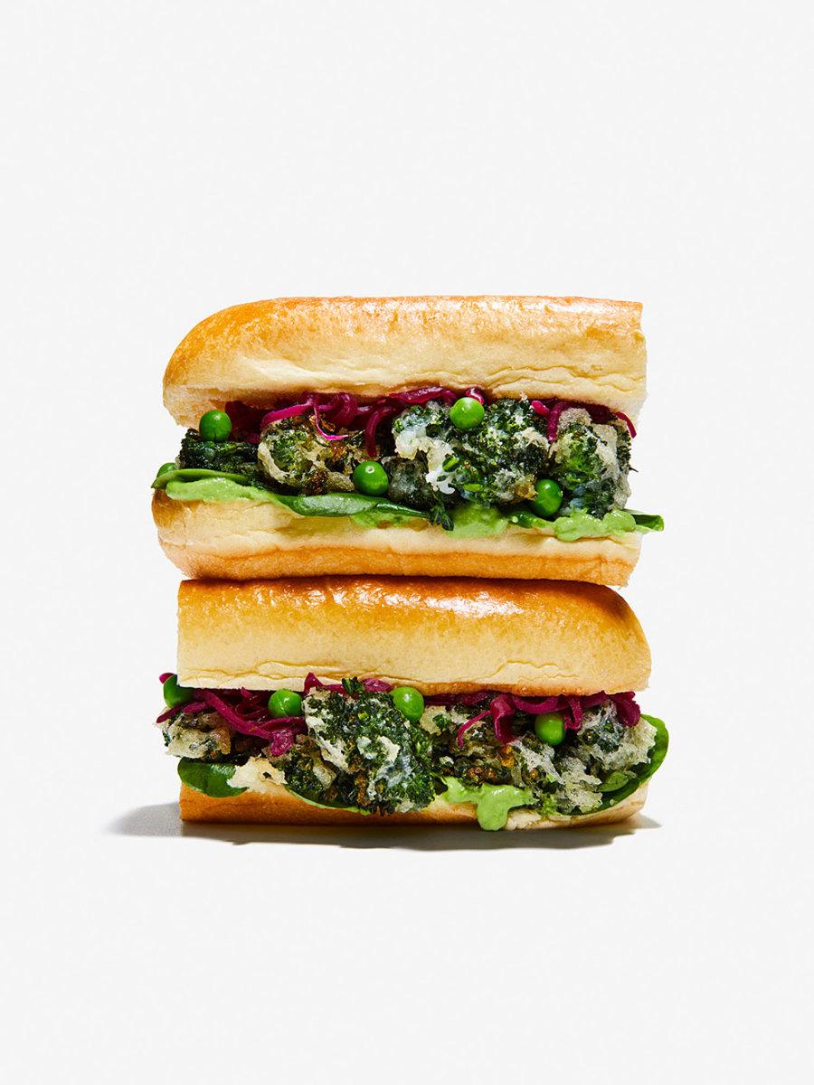 Sandwiches - CRXSS