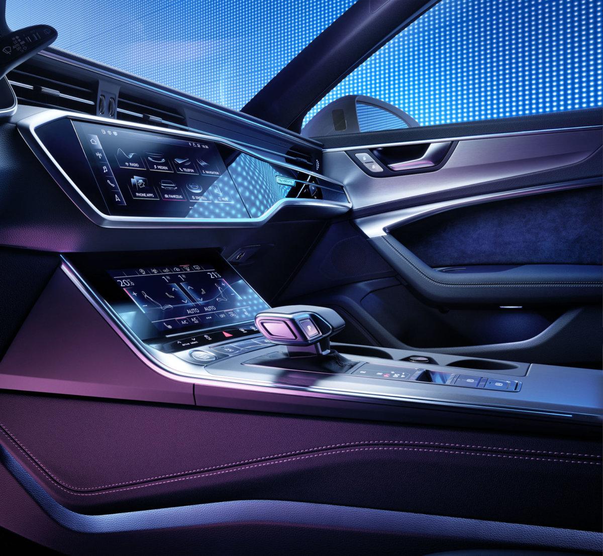 The All-New Audi A6 / A7 / A8 / Q8 shot by Simon Puschmann - CRXSS