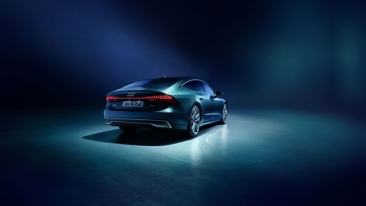 Audi A6 / A7 / A8 / Q8 – Simon Puschmann - CRXSS