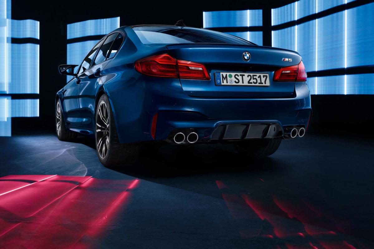 BMW M5 – Simon Puschmann - CRXSS