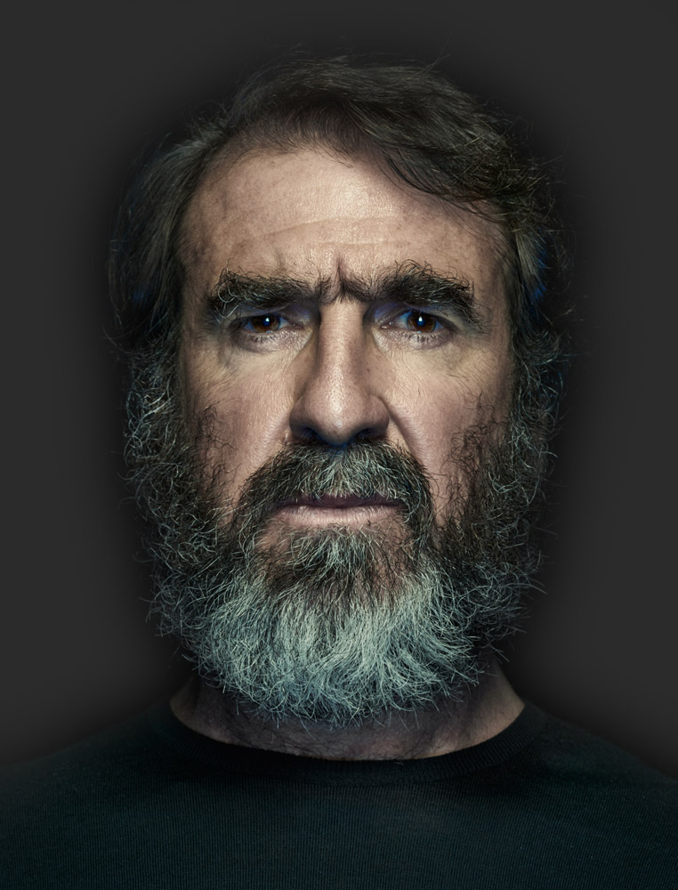 Eric Cantona by Sebastian Nevols - CRXSS