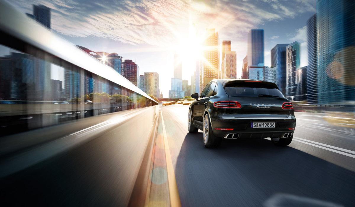Porsche Macan – Circle Media - CRXSS