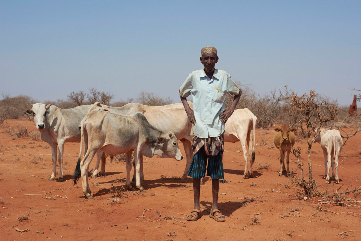 East African Drought – Oxfam - CRXSS