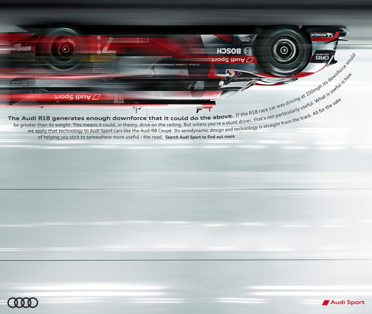 Audi Sport – Circle Media - CRXSS