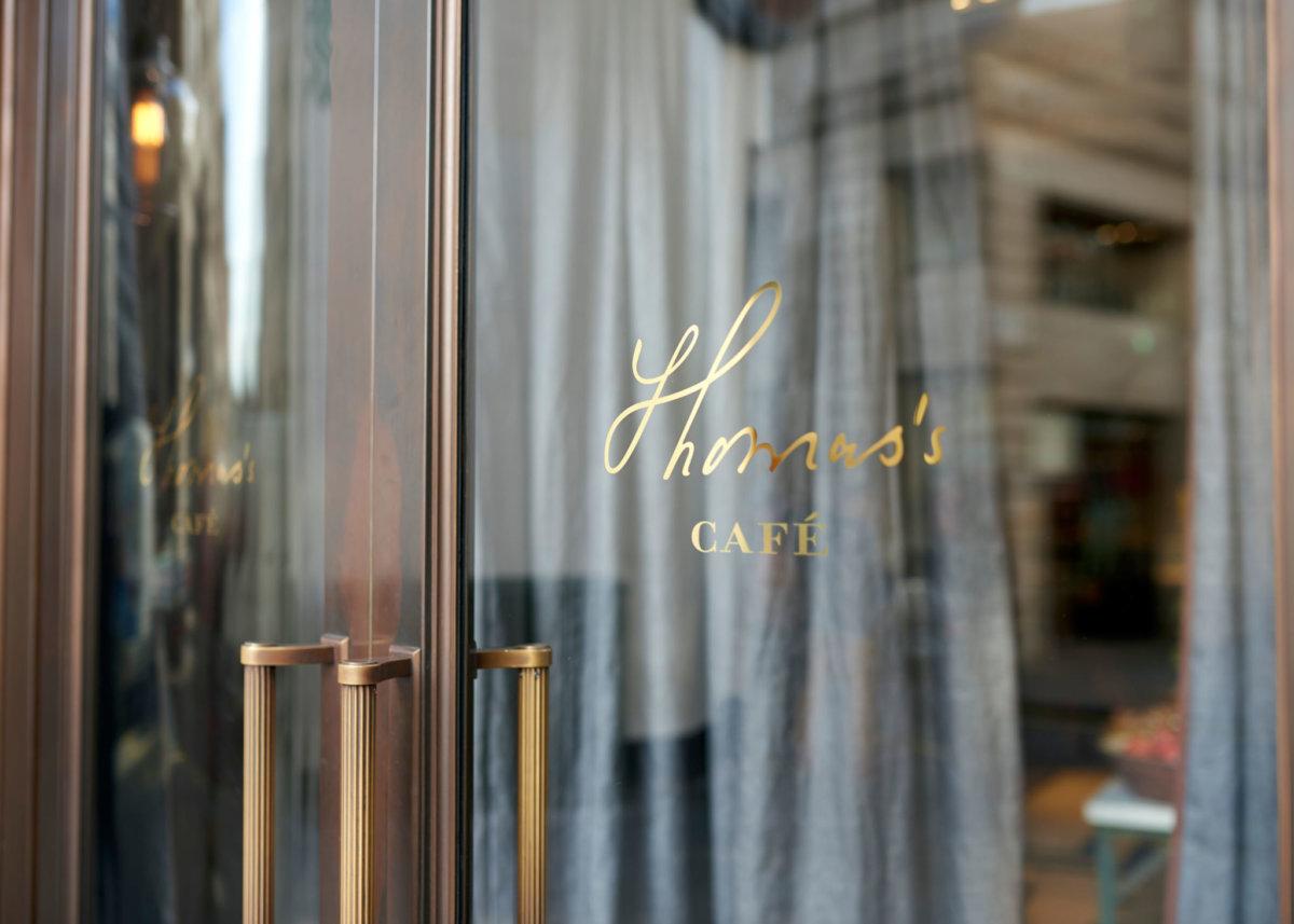 Thomas's Cafe – Burberry - CRXSS