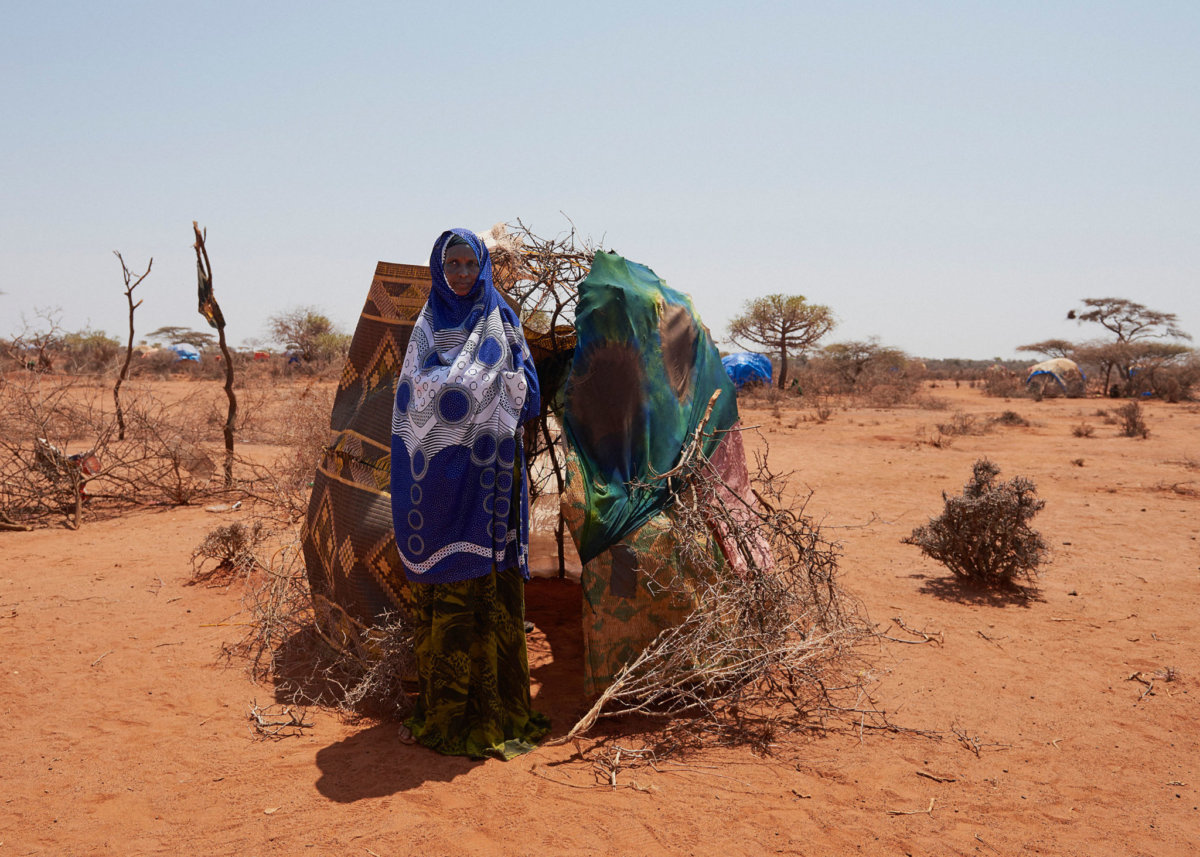 West African Drought – Oxfam – Tina Hillier - CRXSS