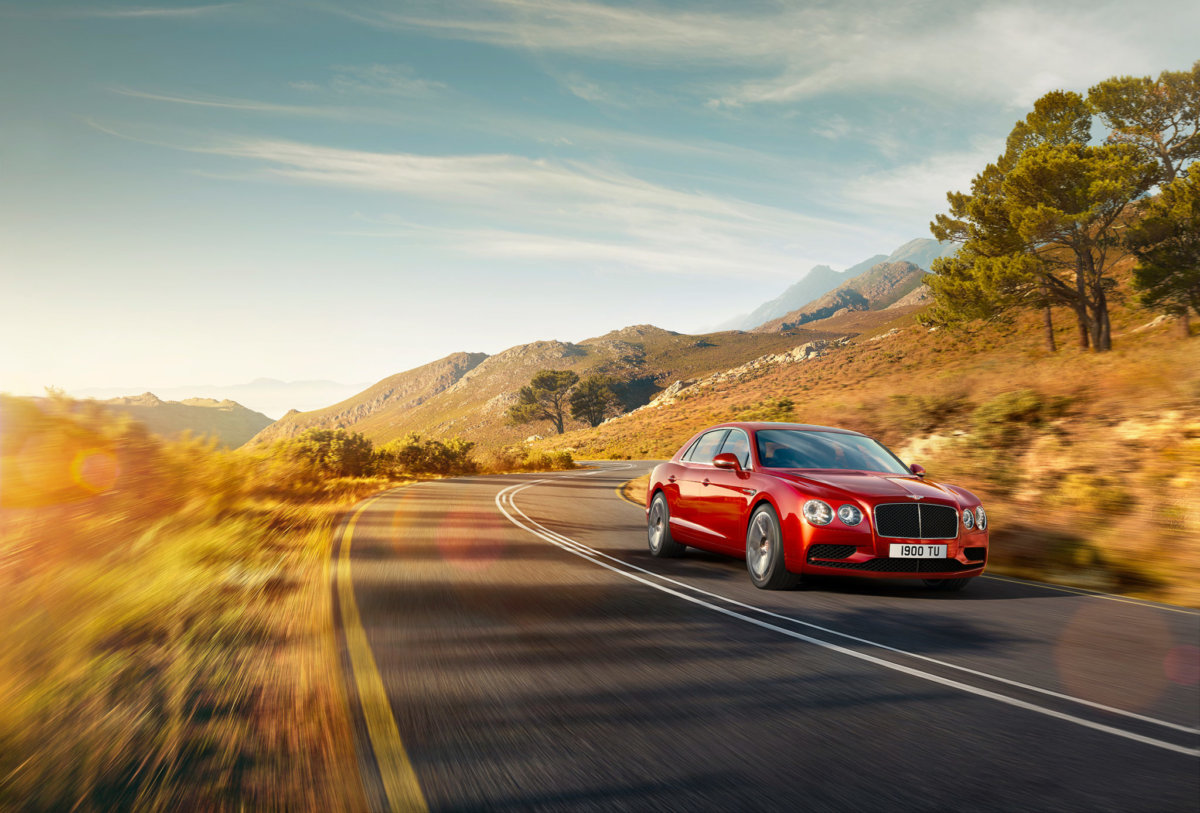 Bentley Flying Spur – Circle Media - CRXSS