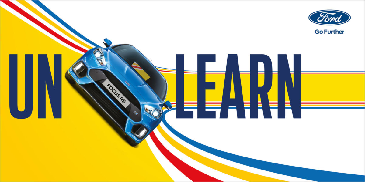 FORD Un-Learn – Circle Media - CRXSS
