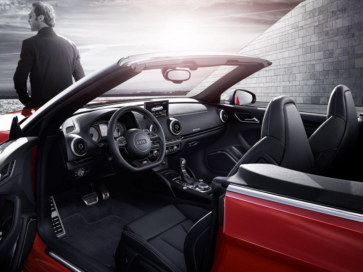 Audi S3 Cabrio – Simon Puschmann - CRXSS