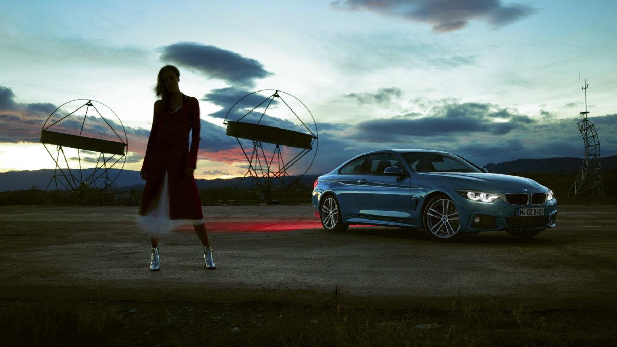 BMW 4 – Simon Puschmann - CRXSS