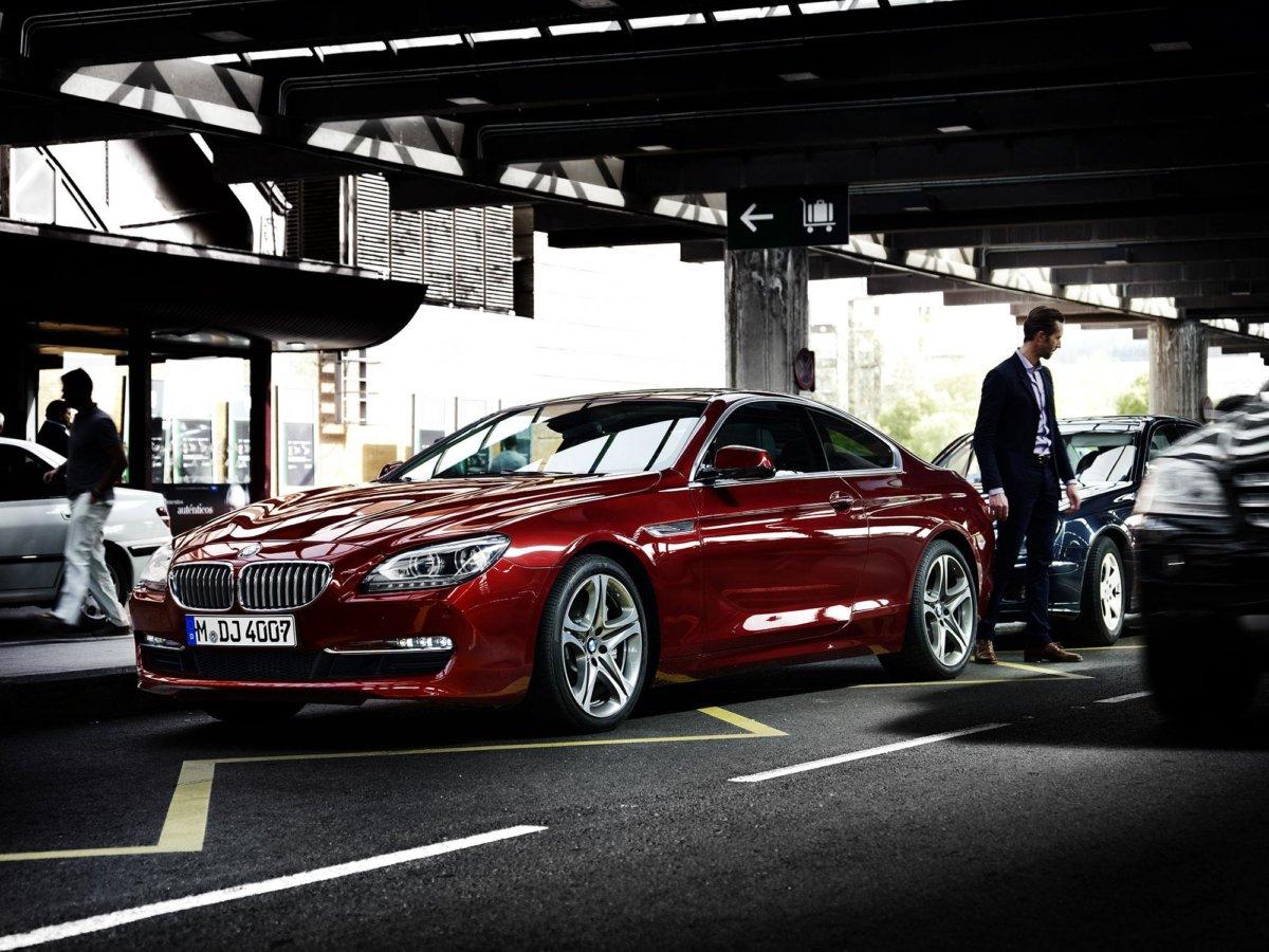 BMW 6 Madrid - CRXSS