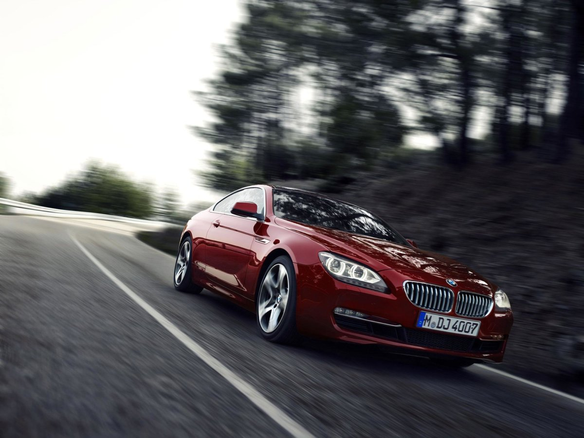 BMW 6 Madrid - CRXSS