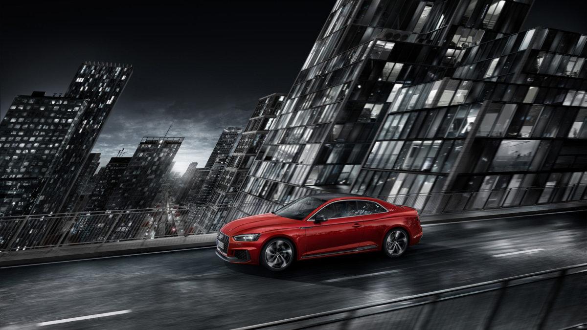 Audi RS5 – Simon Puschmann - CRXSS