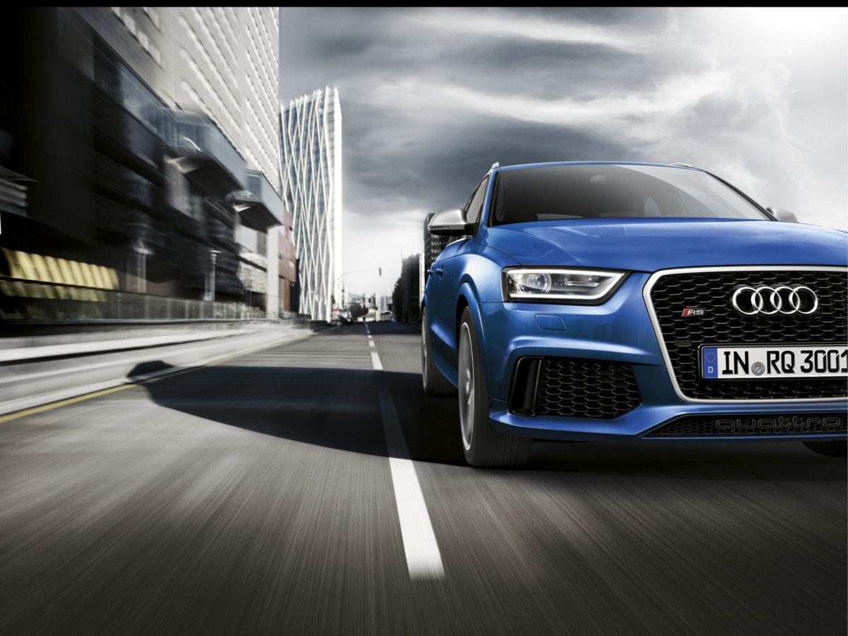 Audi Q3 – Simon Puschmann - CRXSS
