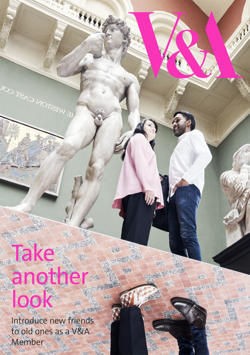 V&A Campaign by Kate Peters - CRXSS