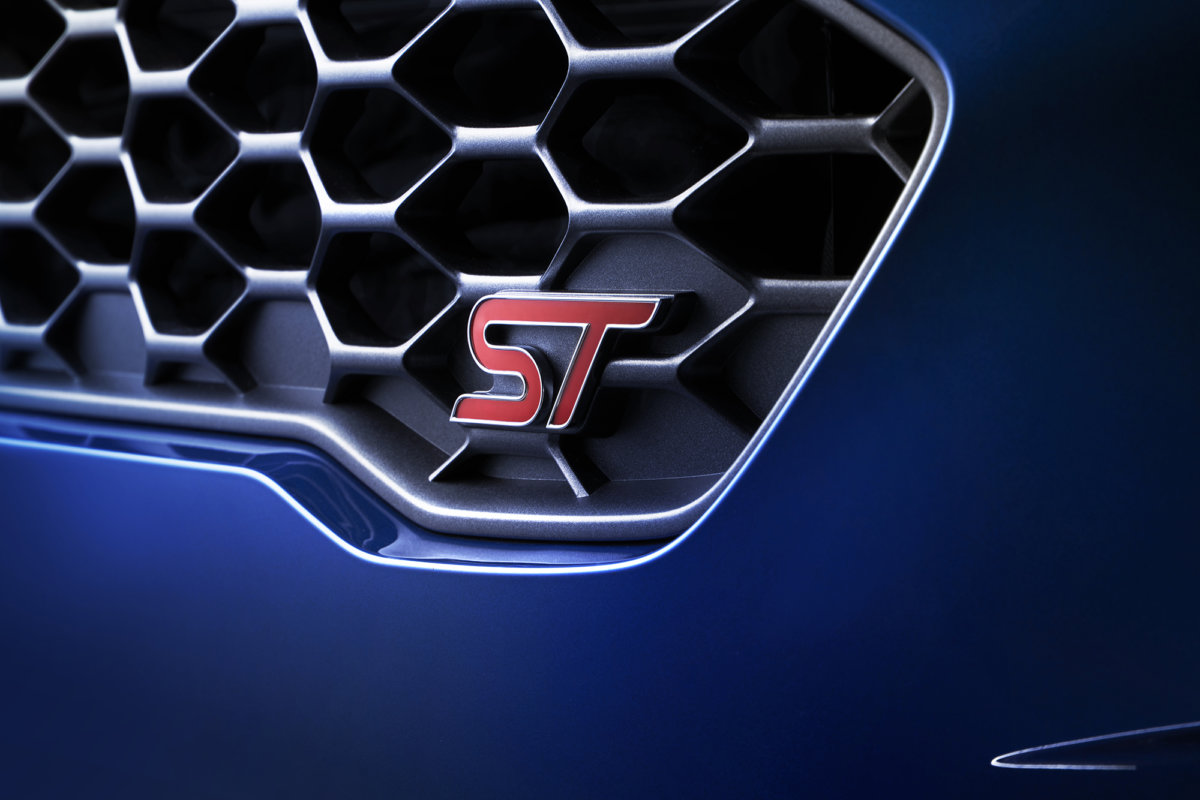 Simon Puschmann shoots the Fiesta ST for GTB with retouching by Circle Media - CRXSS