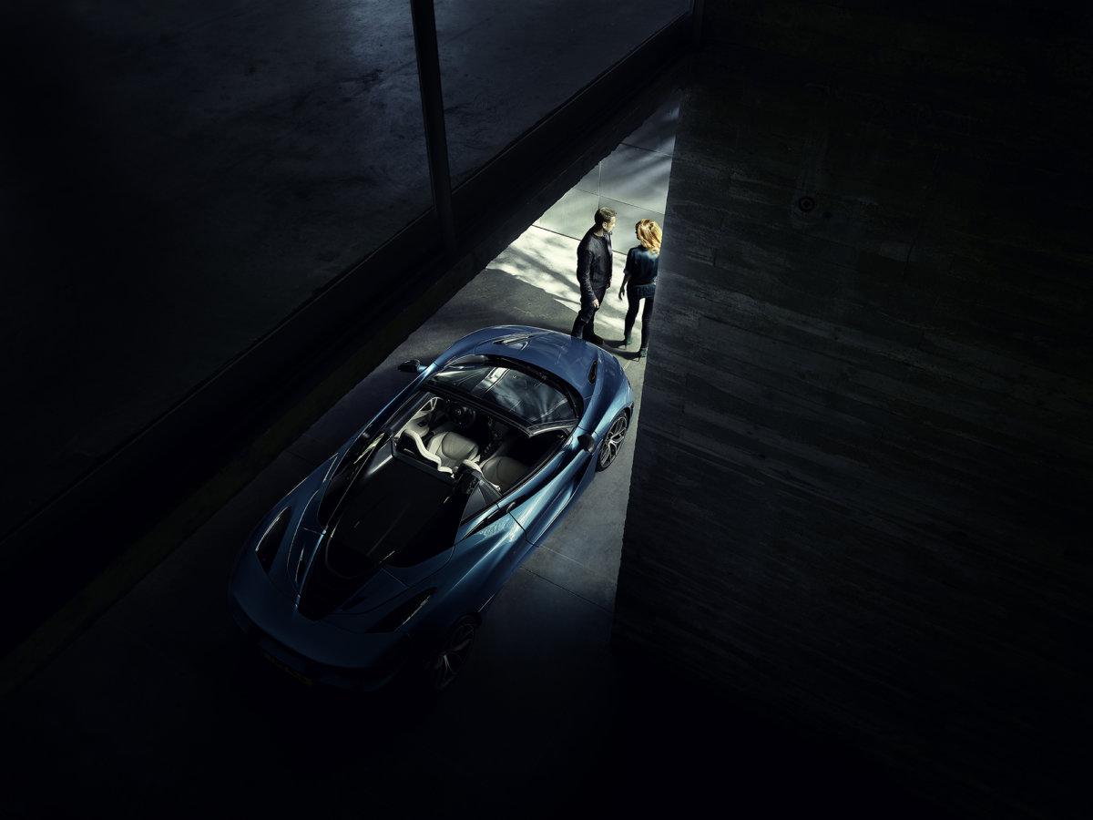McLaren - CRXSS