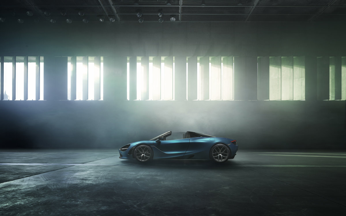 McLaren 720S: Out of the Shadows - CRXSS