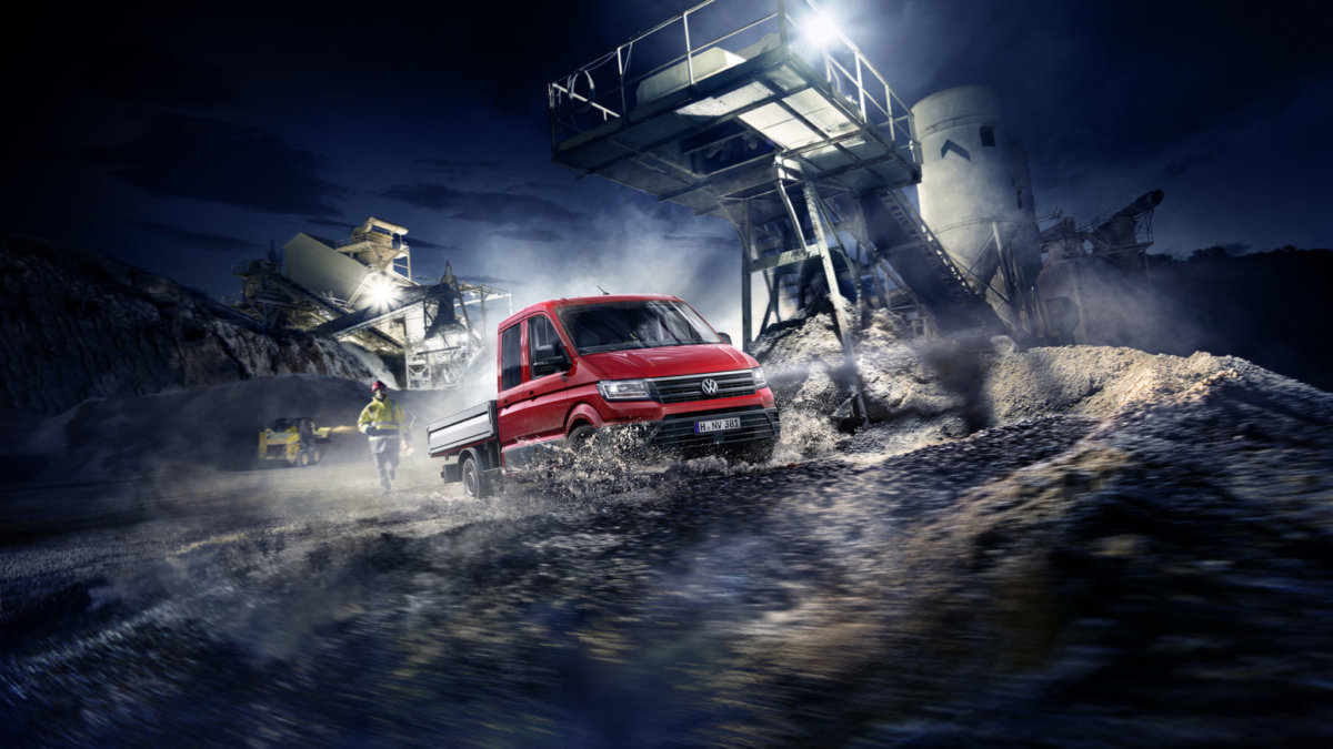 VW Crafter - CRXSS