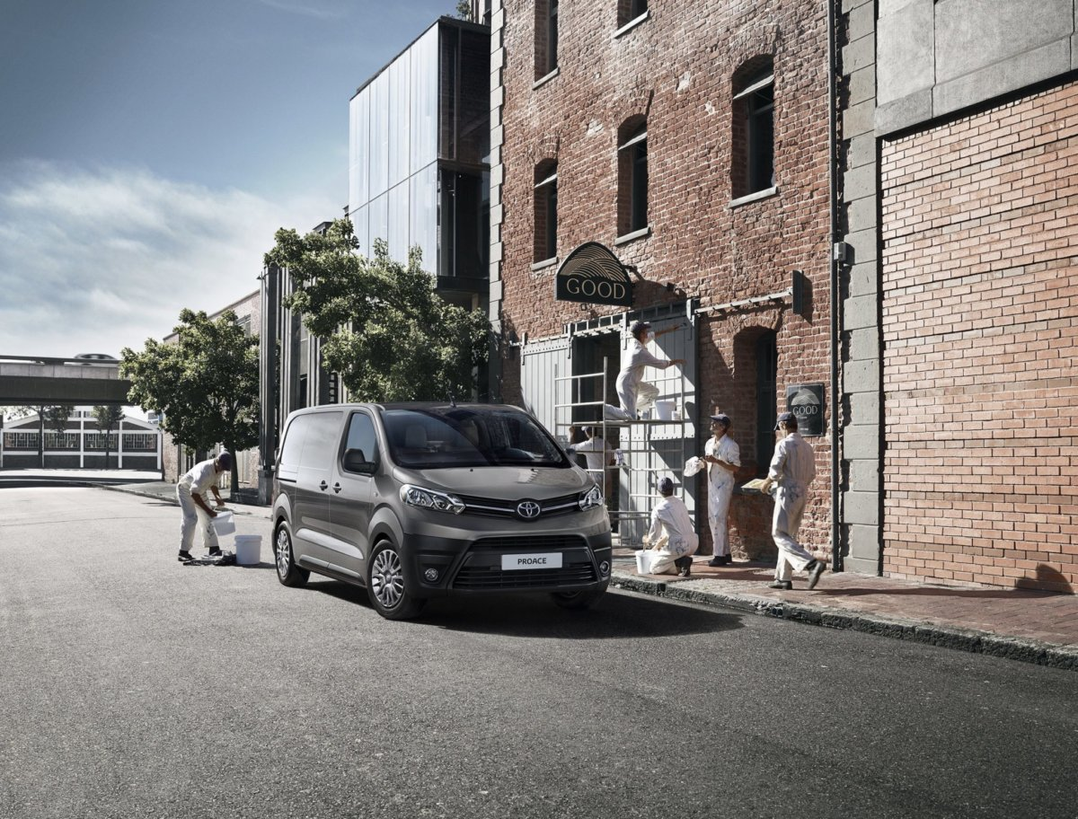 Toyota ProAce - CRXSS