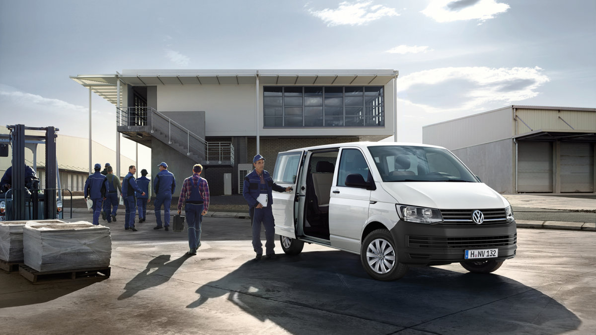 VW Transporter - CRXSS