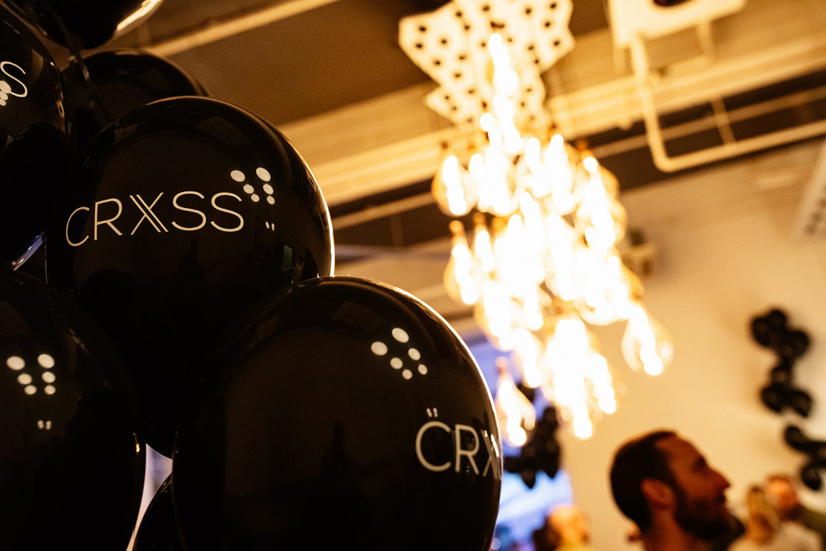 CRXSS Launch: £4299 Raised for GOSH - CRXSS