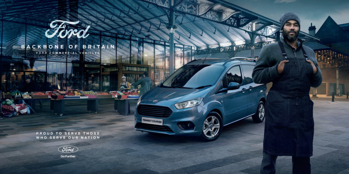 FORD: Photo & Film by Simon Puschmann - CRXSS