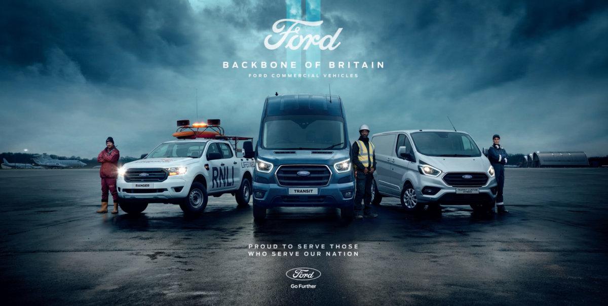 FORD: Backbone of Britain - CRXSS