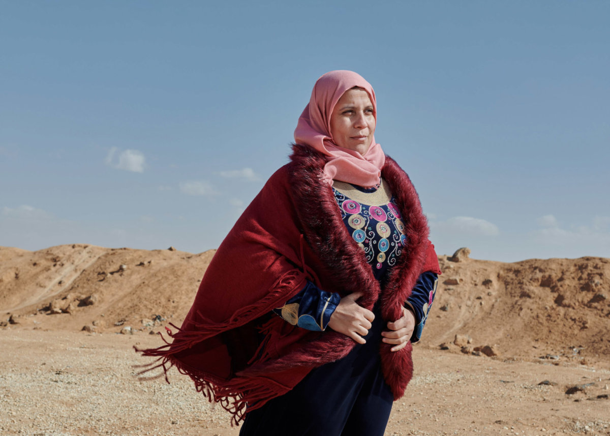 "AOP GOLD! ""Syrian Style"" by Tina Hillier - CRXSS"