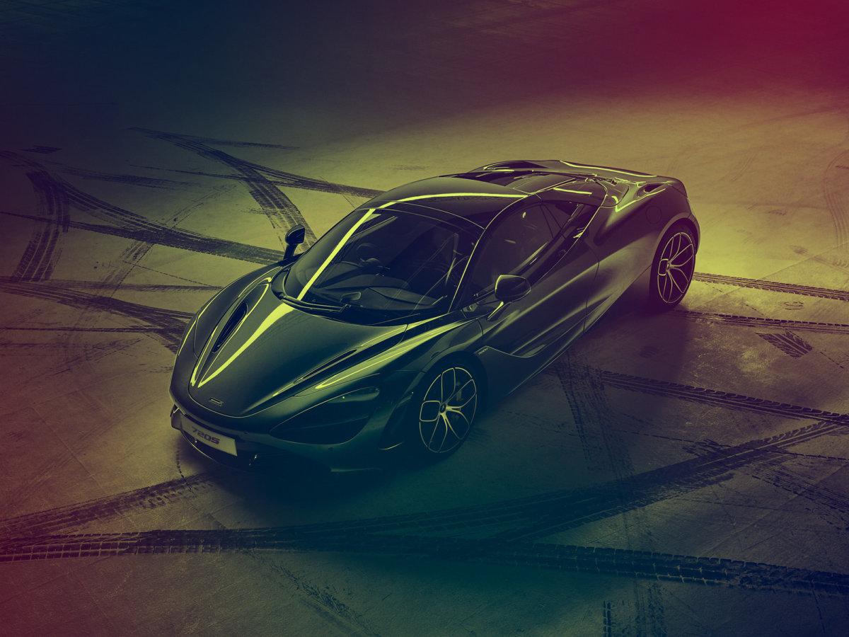 McLaren 720s - CRXSS