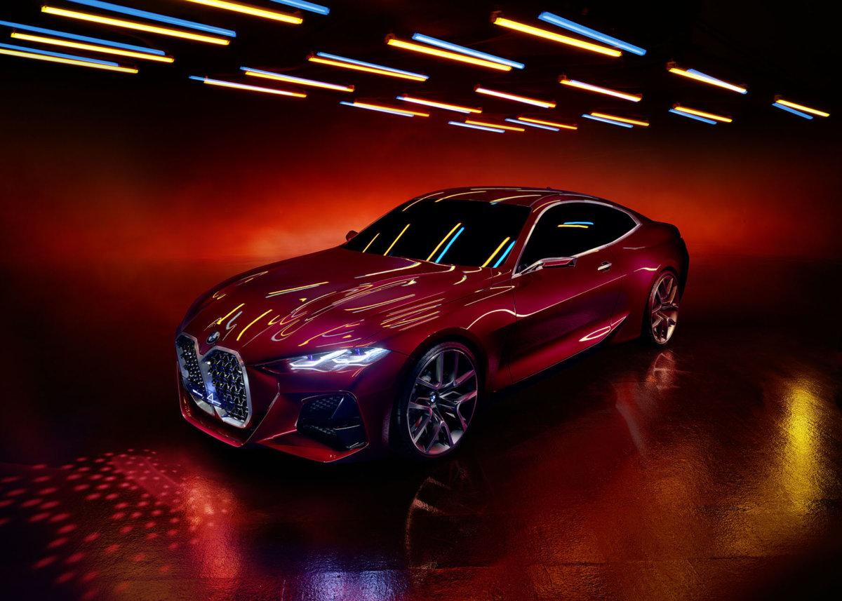 BMW Concept 4 - CRXSS