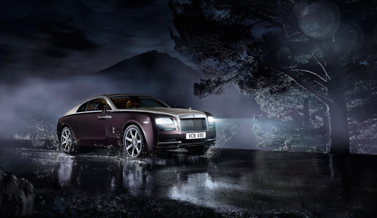 Rolls Royce Wraith - CRXSS