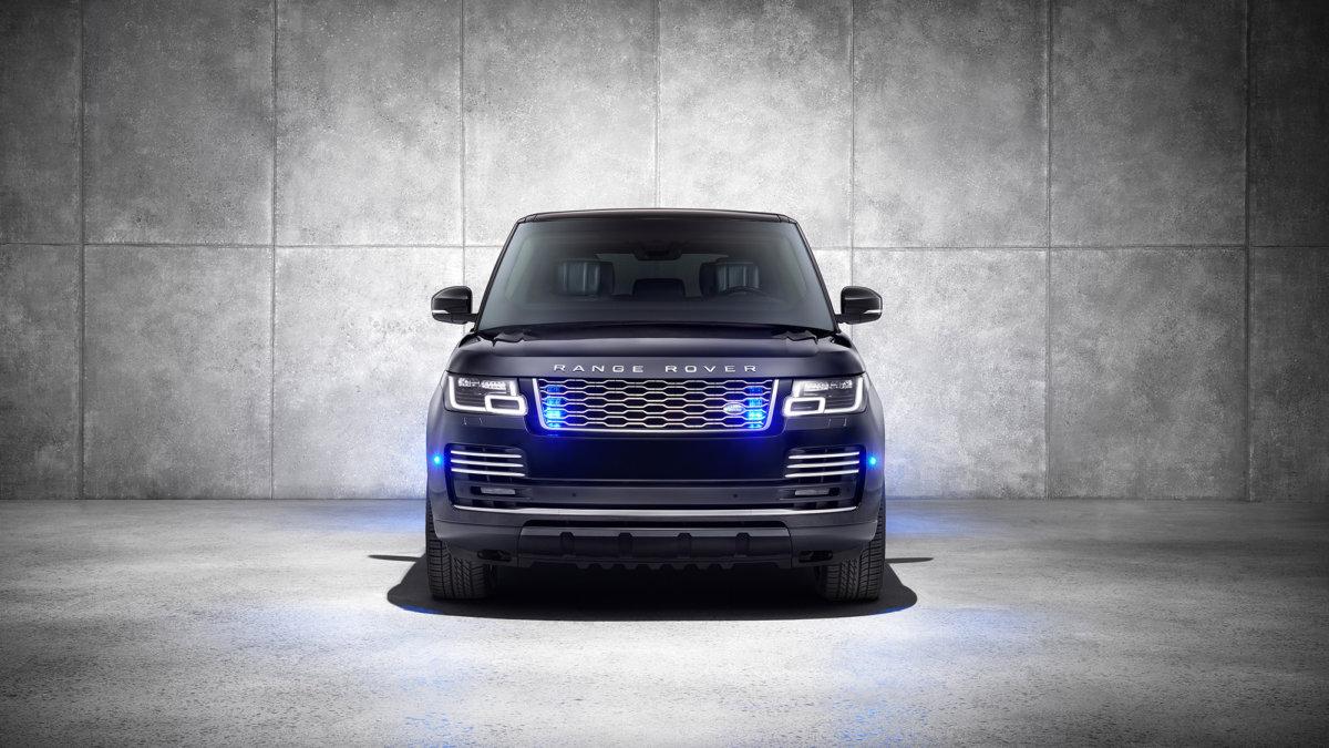 Range Rover Sentinel - CRXSS