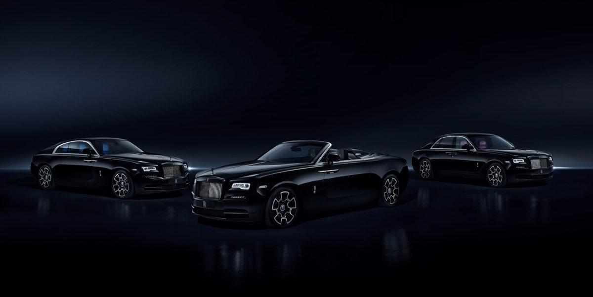 Rolls Royce Dawn - CRXSS