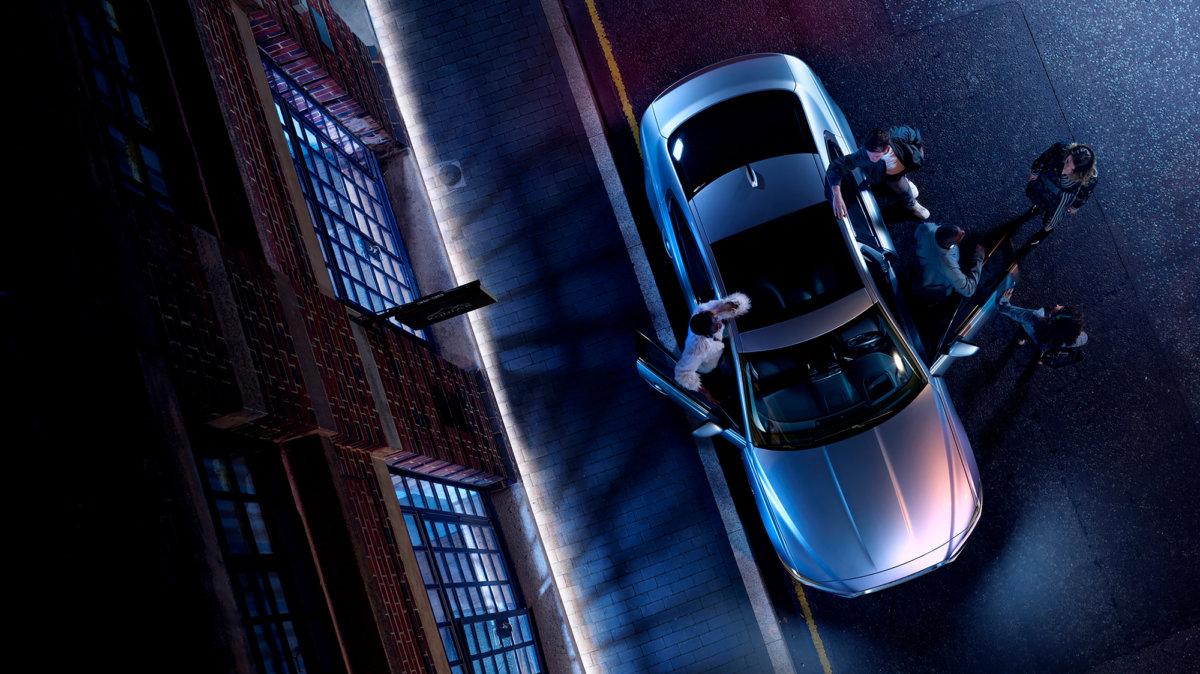 Night Cruising - CRXSS