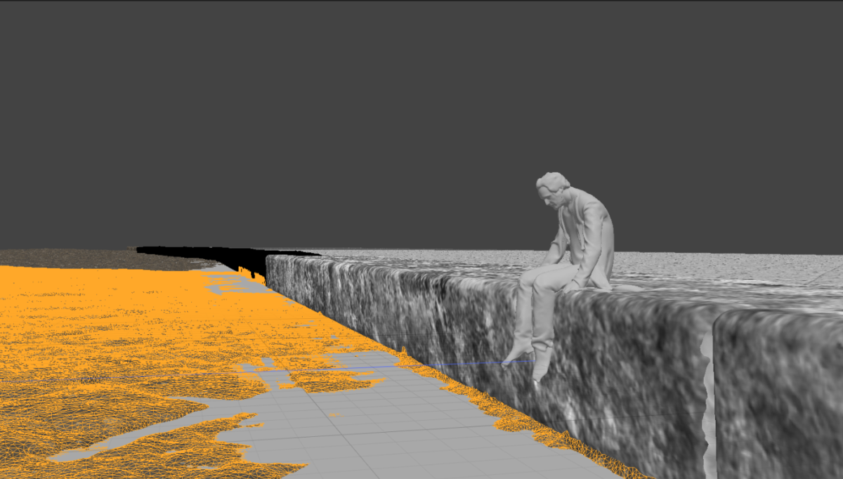 Sand and Ice Sculpting in CGI - CRXSS
