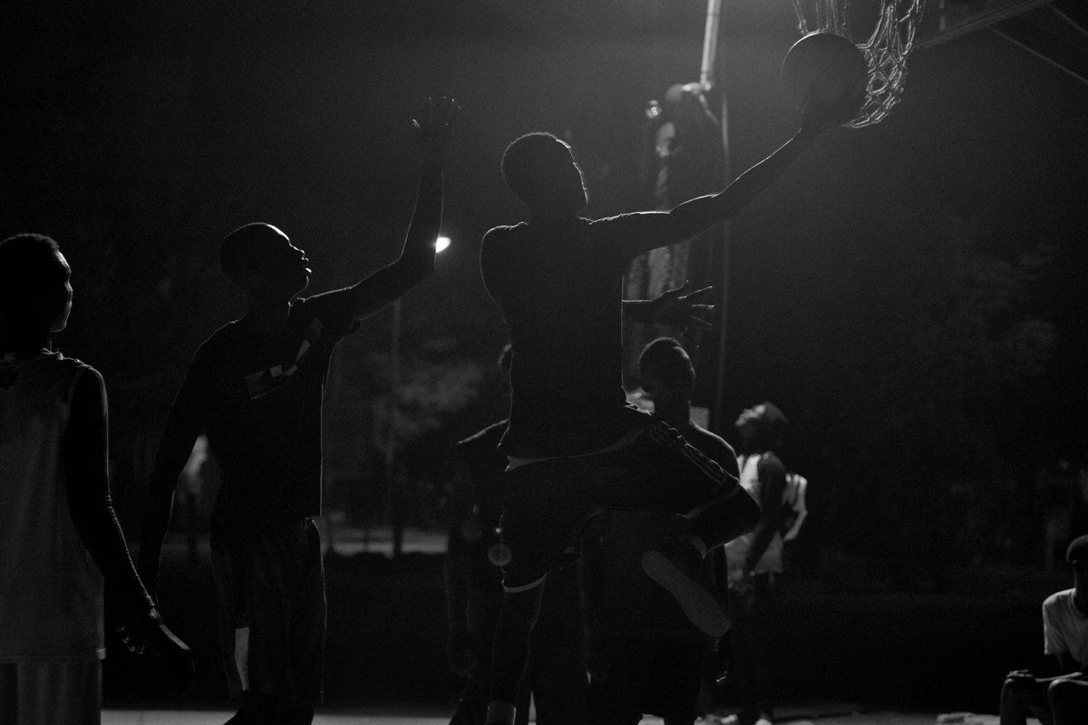 Personal Project by Dirk Rees: Terrain Basket Liberte 3 - CRXSS