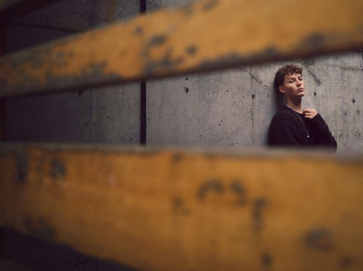 Silent Street Portraits – by Tom Oldham - CRXSS