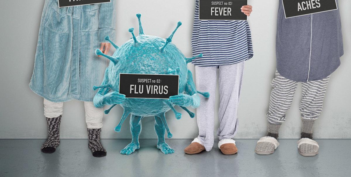 The Flu Virus - CRXSS