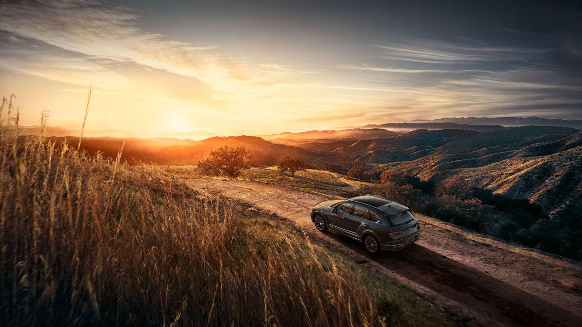 The New Bentley Bentayga 2 – by Simon Puschmann. - CRXSS